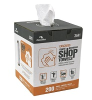 Cascades Multi-Purpose 9x13 Shop Towel. 200/box